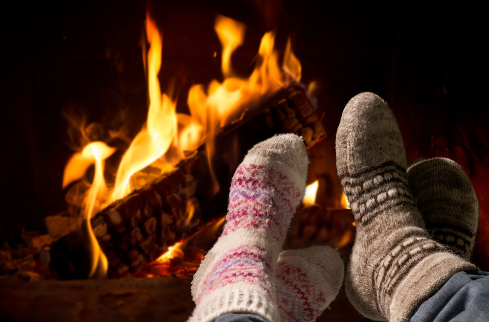 4 Ways To Hold Your Feet To The Fire.