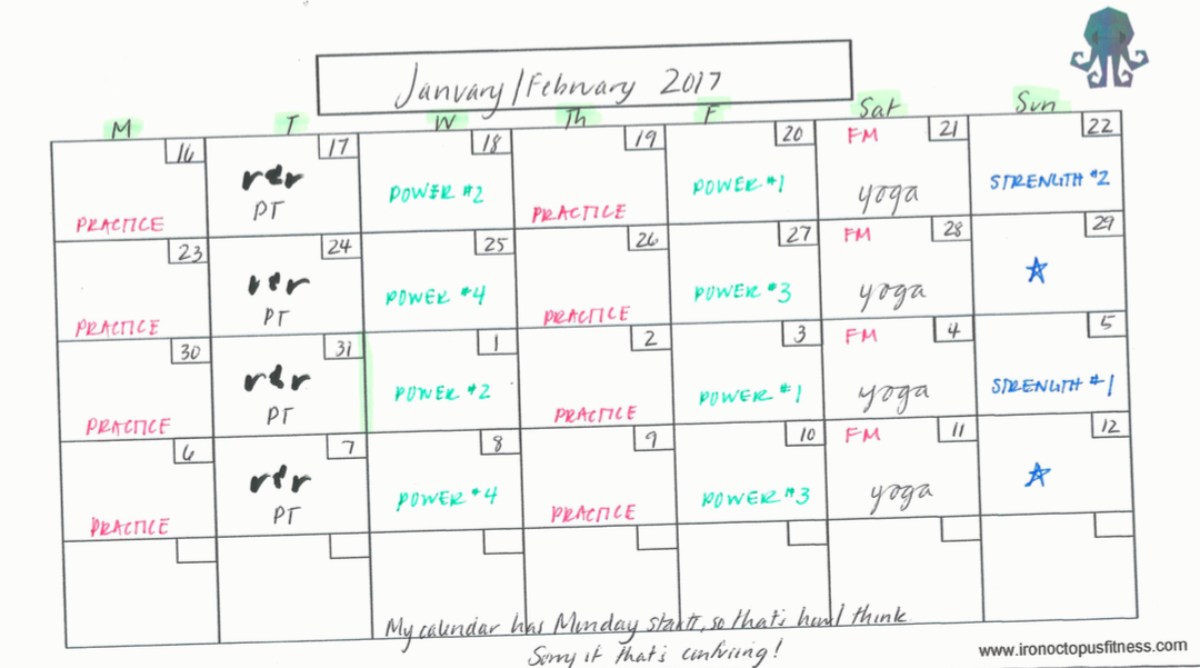 6 Questions to Help You Set Your Training Schedule