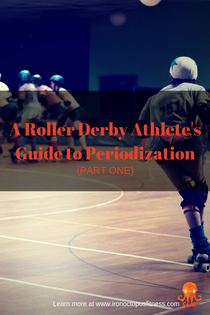 A Roller Derby Athlete's Guide to Periodization :: PART ONE