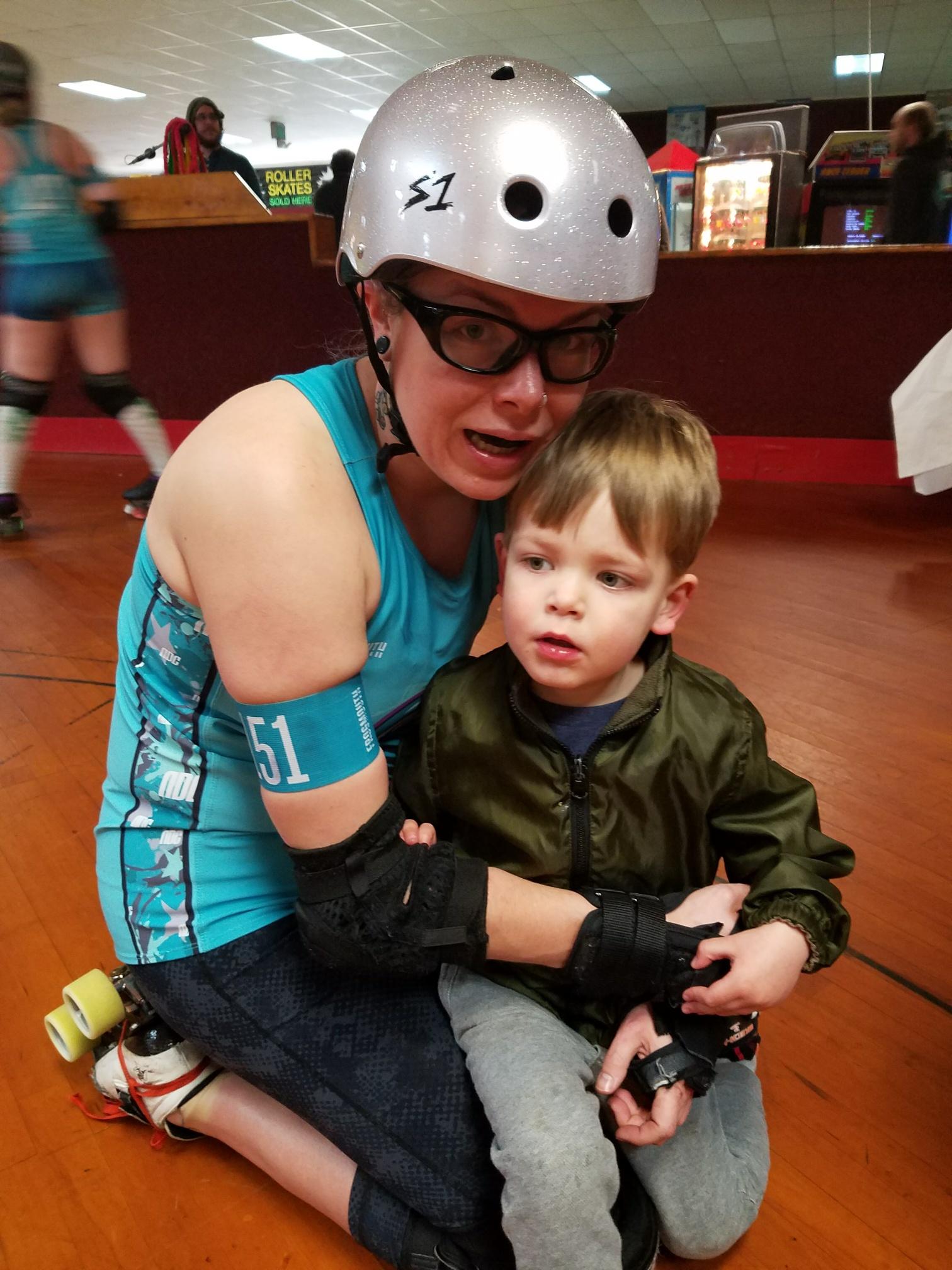 WEEKS 19-42+ :: Returning to Training (and Skating!) Postpartum